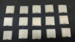 Processadores intel vários modelos - todos funcionando perfeitamente
