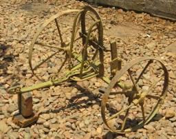 Rodas de arado carretão