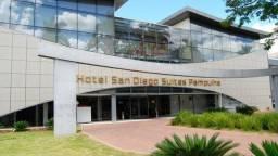 Apartamento à venda com 1 dormitórios em São luiz, Belo horizonte cod:VIS3382
