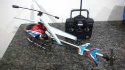 Helicóptero controle remoto R$115,00