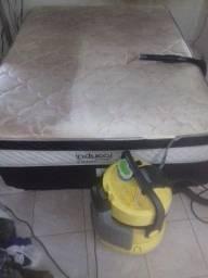 Lavagem & Higienização de Estofados a Seco