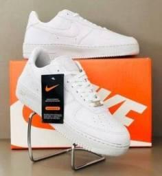 Nike air force branco  nr (41)a (42)