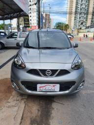Nissan march 2017 SL 1.6 aut.