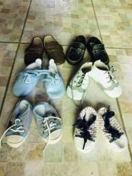 Lote Sapatos Infatis