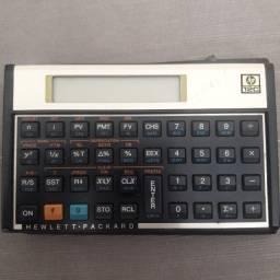 Calculadora HP12C Gold R$300,00