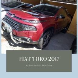 Fiat Toro Volcano 2.0 2017 Auto