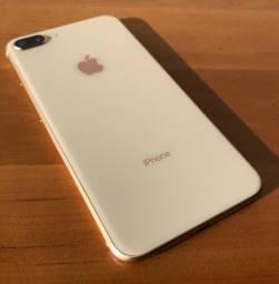 IPhone 8 Plus 64gb Gold (Impecável)