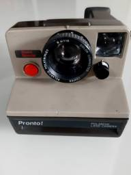 Camêra antiga polaroid anos 70