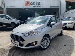 Ford fiesta 1.6 titanium hatch 16v flex 4p power shift