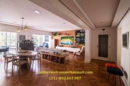 Título do anúncio: Apartamento/Frente-180m²- entre Ipanema/Copacabana, a cinco minutos da praia de Ipanema.