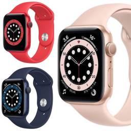 Novo Lacrado @@ Apple Watch 6 de 44 Novo ##