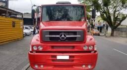 Caminhão L1620 carroceria