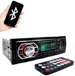 Rádio com Bluetooth