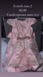 Vestido infantil tam 02