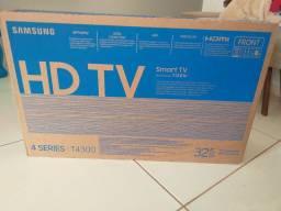 TV Samsung 32 pol nova na caixa