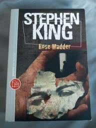 Título do anúncio: Rose Madder - Sthephen King