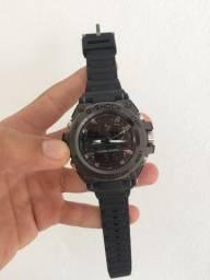 Relógio Casio G-Shock caixa de aço