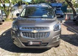 Vendo Chevrolet spin 1.8 at  adv 5 lug. modelo:2014 Automatica com GNV
