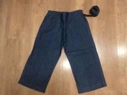 Calça Pantacout Jeans Tam. 12
