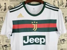 Camisa Juventus Gucci