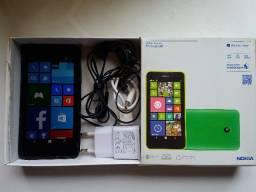 Vendo Lumia 630 Dual Sim - Falta ajeitar o botão power