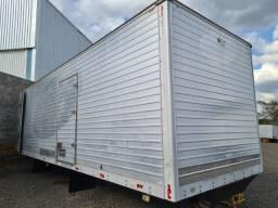 Furgão Baú Carga Seca Truck 16 Pallets (Cód. 63)