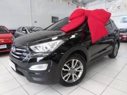 Título do anúncio: Hyundai SANTA FE 3.3 MPFI 4X4 V6 270CV GASOLINA 4P AUTOMATICO