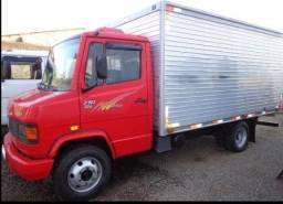 Adquira Seu Novo Caminhão MB 710 Bau 2011 Sem Consultar o Score
