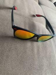 Óculos de sol polarizado proteção UV400