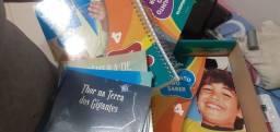 Box de livros 4 ano Conjunto do saber