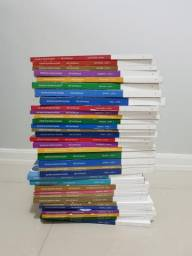 Livros Pré Vestibular Poliedro 2017