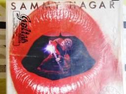 Lp Sammy Hagar - Three Lock Box