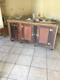 Balcão refrigerado antigo