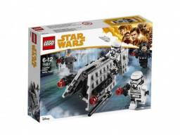 Combate Patrulha Imperial - Lego