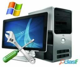 Formatação e manutenção de computadores e notbok