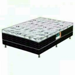 997617950 Cama Casal nova Box Direto de Fábrica