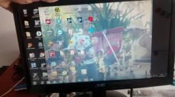 Monitor LCD 15 Pol WideScreen AOC E1621SWB