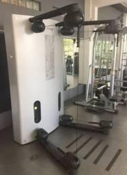 Aparelho Musculação Estação Kinesis Technogym - Completo