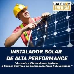 Energia Solar - Instador solar de alta performace