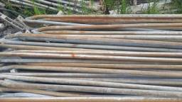 Canos tubos galvanizados usados