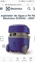 Aspirador Flex Electrolux 127 volts- Atibaia