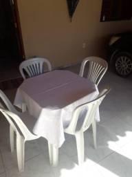 10 conjuntos de mesa