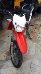 Linda moto bros nxr 150 ESD MIX vermelha - 2014