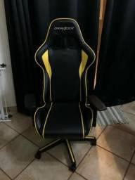 Cadeira Dxracer F-series - Amarelo/Preto