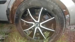 Vendo roda de ferro da ford