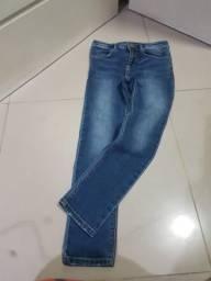 Calça jeans infantil Zara