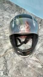Vendo capacete marca FLY