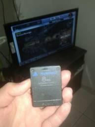 Memory card original da sony para Playstation 2