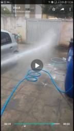 Lava jato maquina alta pressão