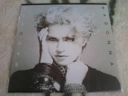 Lp Madonna - primeiro album